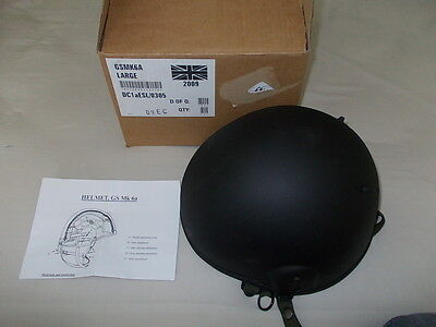 British Army MK 6A Helmet Size Large Brand New