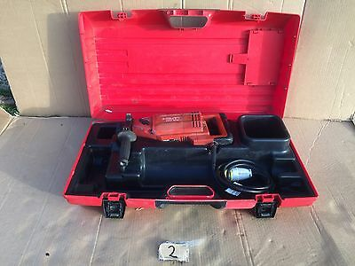 Hilti DD100 Diamond Core Drill, 110v & Storage Box