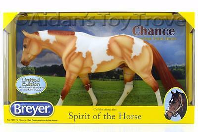 Breyer Chance Red Dun - Traditional Horse New In Box - Limited Edition 701735