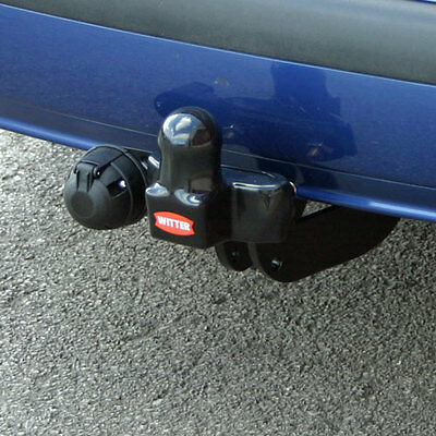 Genuine Witter Towbar for Mitsubishi Lancer Saloon 2008 On - Flange Tow Bar