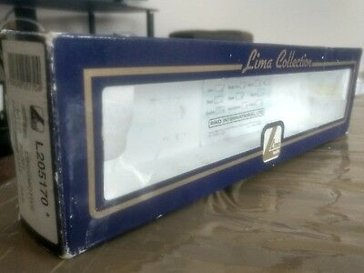 Lima Spares OO Gauge BR CLASS 50 Blue empty Box No Loco included