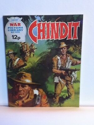War Picture Library Comic 'Chindit' (Issue 1488)