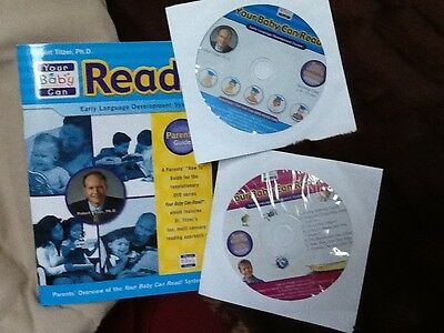 Your Baby Can Read! Early Learning Workshop~DVD, music CD & Parents guide