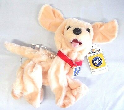 NEW ** Build-A-Bear Workshop Promise Pets Yellow Lab Puppy Dog UNSTUFFED  023992