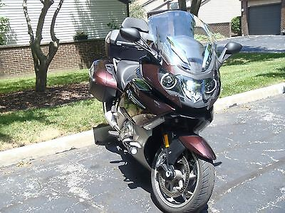 2014 BMW K-Series  2014 BMW K1600GTL Only 866 Miles! Like new! Ready For Summer Fun! Extra Clean!!