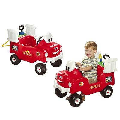 Little Tikes Little Tikes Classic Spray and Rescue Kinderfahrzeug Spritzfunktion