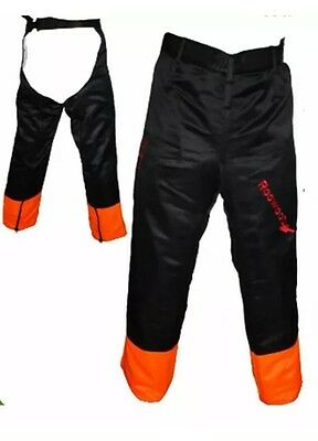ROCKWOOD CHAINSAW SAFETY CHAPS/TROUSER ONE SIZE FITS ALL for STIHL HUSQVARNA