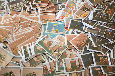 Wholesale Bulk A6 Greetings Cards lot (641 cards, 23 designs)