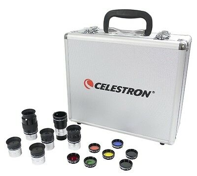 Celestron Eyepiece and Filter Accessory Kit 94303 Originally $179!