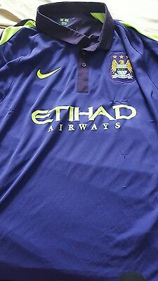 Maillot third manchester city nike taille XL