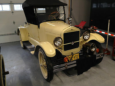 1927 Ford Model T Roadster 1927 Ford Model T Roadster registered in New Hampshire