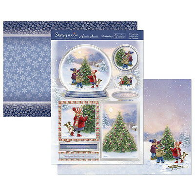 Hunkydory Luxury Card Collection X 5 !!!