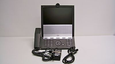 Cisco VOIP Video Conference Phone E20 TTC7-16 (19E)