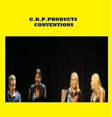 Buffy The Vampire Slayer convention 2009 **RARE LOOK**