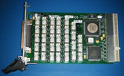 NI PXI-2503 48x1 Multiplexer/Matrix Switch Module, Mux, National Instruments