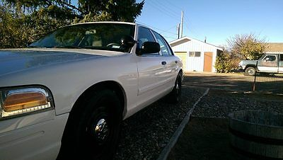 2009 Ford Crown Victoria  Ford Crown Victoria P 71