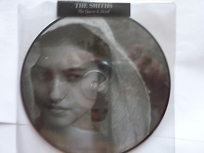 """THE SMITHS THE QUEEN IS DEAD 7"""" PIC DISC VERY LIMITED NEW Anniversary"""