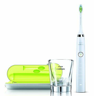 Philips Sonicare DiamondClean Electric Toothbrush - White Edition