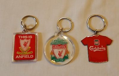 Liverpool FC Key Ring Anfield Football Club Official Merchandise free post