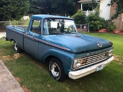 1964 Ford F-100  1964 Ford F-100