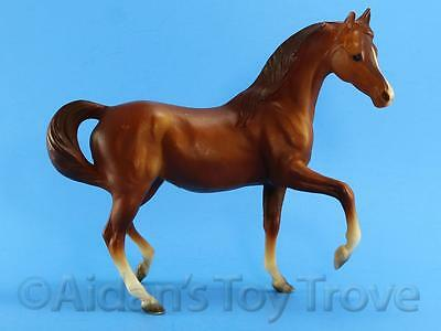 Breyer Model Horse Set - 3055 Classic Arabian Mare - Vintage Chestnut Arab
