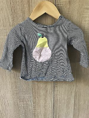 Seed Baby Long Sleeved Top 3 6 Months