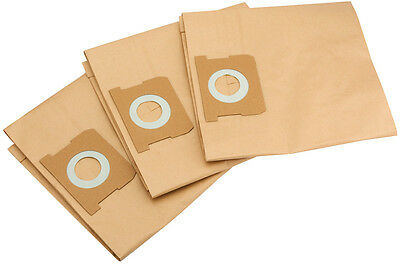 Genuine DRAPER 3 x Dust Collection Bags for SWD1500 83558