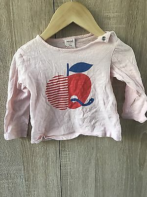 Seed Baby Long Sleeved Top 6-12 Months