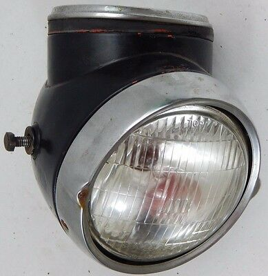 1967 Nippon Honda CB160 Speedometer Gauge Speedo CB CL 160 Instrument Head Light
