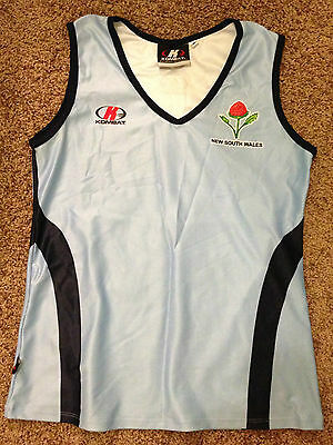 NSW Hockey Singlet SzM
