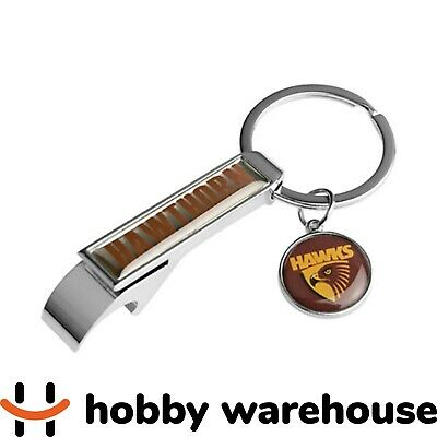 Hawthorn Hawks AFL Bottle Opener