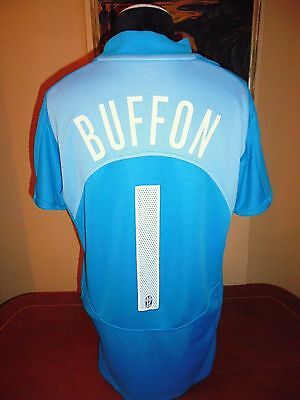 Maglia Juventus Gk 04 / 05  Buffon #1 No Match Worn - Sky Sports Nike - M