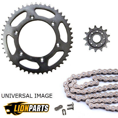 Chain & Sprocket Kit 1985 to 1992 Honda CG125 Brazil from Lionparts