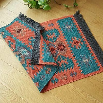 Modern Bohemian Rug Perfect For Kitchen Corridor Living Room Bathroom Study Room