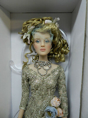 Tonner-Antoinette-Ooak-Tonner 25Th Anniversary Convention Centerpiece-
