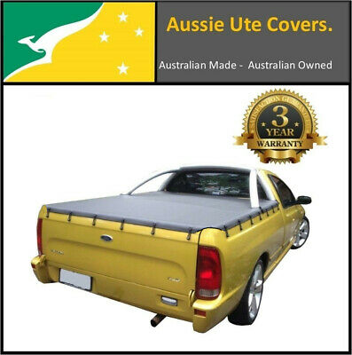 FORD FALCON AU-BA-BF UTE TRAY SOFT TONNEAU COVER To Fit Factory Sports Bar