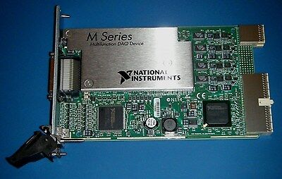 NI PXI-6289 32ch 18-bit High Resolution, M-Series, National Instruments *Tested*