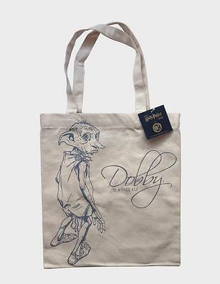 Harry Potter Dobby Tote Bag from Platform 9 3/4 in London (1 only)