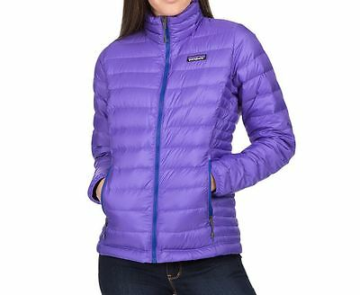 Patagonia Women's Down Sweater Jacket in Violet - size M