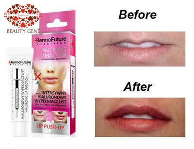 DermoFuture Intense Acide Hyaluronique Lèvre PUSH UP Ronde Booster Remplissage
