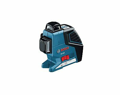Bosch gll3 80 360 degree 3 plane leveling and alignment - Niveau laser bosch gll 3 80 ...