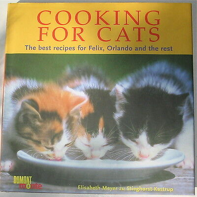 Cat Cook Book  Cooking For Cats