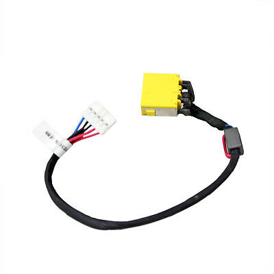 DC POWER JACK Socket CABLE FOR LENOVO IDEAPAD G500S G505S SERIES DC30100NX00