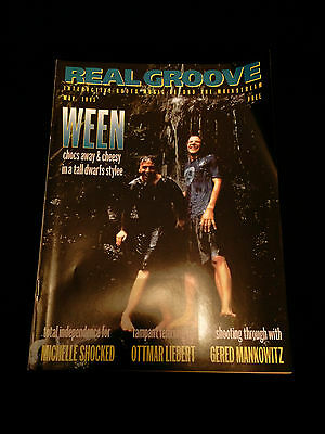 New Zealand Music Magazine Ween Michelle Shocked 1995