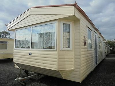 Static Caravan For Sale Abi Discovery 2 Beds Double Glazed & Central Heating !!