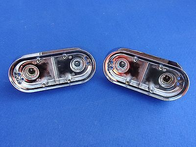 Volvo Rear Tail Lights 664491 P1800 1800S 1800E One Pair