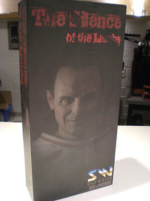 Silence of the Lambs Dr Hannibal Lecter 1/6 Premium Figur  no Hot Toys, Sideshow