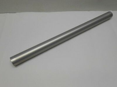"""Aluminum Pipe Tube 1/8 Thick, x 21"""" 1/4 L x 1 1/2 Round - 1"""" 3/16 Inside"""