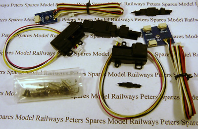 DCC ConceptsDCP-CBXO Cobalt SS Surface Mount Point Motor Crossover Pack