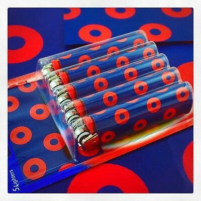 Fishman Donut Lighters (5 pack)
